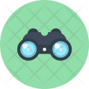 Binocular Research Watch Icon