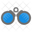Binocular Search Spy Icon