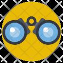 Binocular View Discovery Icon