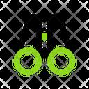 Binocular View Spyglass Icon