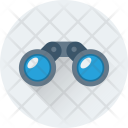 Binocular Field Glass Icon