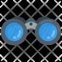 Binocular Search Looking Icon