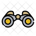 Binocular View Zoom Icon