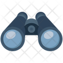 Binocular Field Glass Spyglass Icon