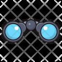 Binocular Spy View Icon