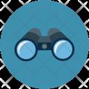 Binocular Spy Watch Icon