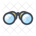 Binocular Search Zoom Icon