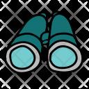 Binoculars Tool Icon