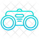 Binoculars Vision View Icon