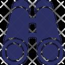 Binoculars Explorer Looking Icon