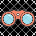 Binocular Telescope Spyglass Icon