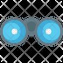 Binoculars Central Focusing Binoculars Field Glasses Icon