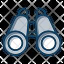 Binoculars Search Looking Icon