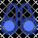 Binoculars View Sight Icon