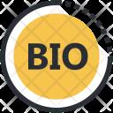 Bio Mass Eco Icon