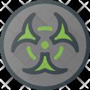Bio Biohazzard Hazzard Icon