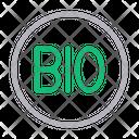 Bio Science Energy Icon