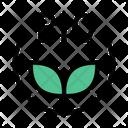Bio Fuel Green Icon