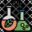 Bio Chemistry Botany Research Chemistry Icon