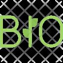 Bio Ecology Nature Icon