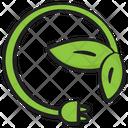 Green Energy Bioenergy Renewable Energy Icon