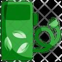 Bio Energy Pump Icon