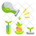 Bio Food Plant Chemicals Food Icon