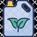 Bio Biofuel Ecology Icon