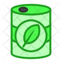 Jerrycan Can Gasoline Icon