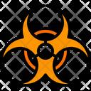 Bio Hazard Hazard Infection Icon