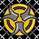 Bio Hazard Hazard Hazardous Icon