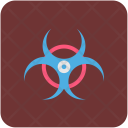Biohazard Biological Hazard Icon