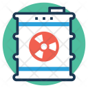 Bio hazard Chemical Icon