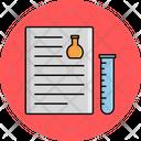 Bio Report Lab Report Lab Results Icon