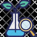 Bio research Icon