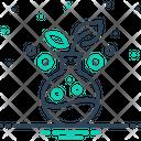 Bio science Icon