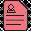 Bio Sheet Documents Sheets Icon