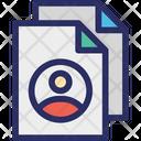 Bio Sheet Icon