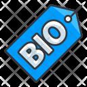 Bio Tag Ecology Icon