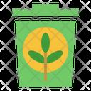 Bio Waste Icon