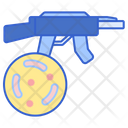 Bio Weapon Nuclear Weapon Icon