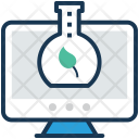 Eco Testing Ecography Icon