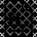 Biodata Cv Form Icon