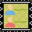Biodata Curriculum Vitae Icon