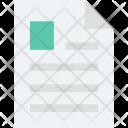Biodata Cv Job Icon