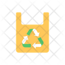 Compostable Trash Bag Icon
