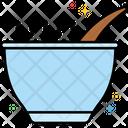 Mbiodegradable Bowl Biodegradable Bowl Soup Bowl Icon