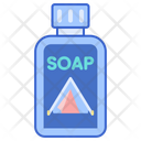 Mbiodegradable Soap Icon
