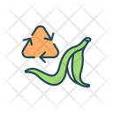 Biodegradable Waste Icon