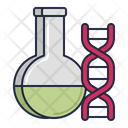 Bioengineering Dna Test Dna Testing Icon